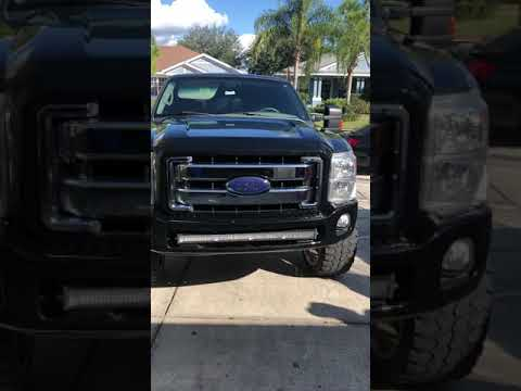"Ford excursion conversion on 26"" rims For Sale 19k"
