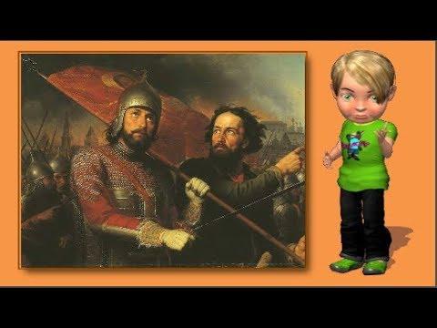 История возникновения дня Народного Единства России