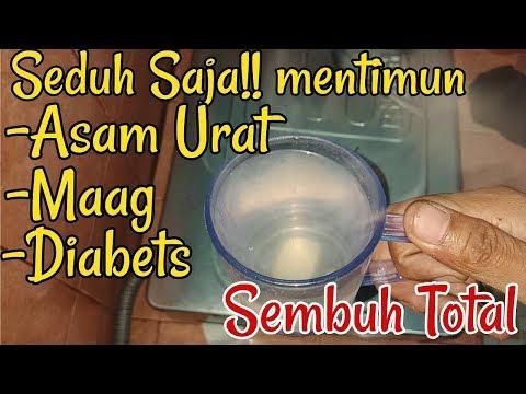 Asam urat,Maag,Diabetes hanya minum ini sembuh total || Amy Pedia