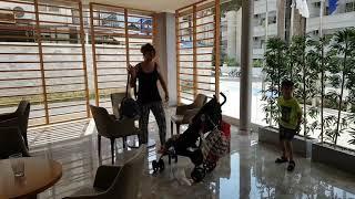 #DeluxeMirageWorldHotel. #Ичмелер. Видеообзор Эгейского побережья Турции. #СчастливоеПутешествие.
