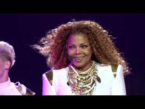 Janet Jackson ESCAPADE - WHEN I THINK OF YOU Live Unbreakable World Tour Orlando Florida 2015