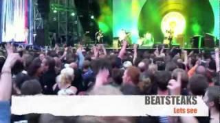 Beatsteaks LIVE - let's see (KINDEL-Bühne Wuhlheide)