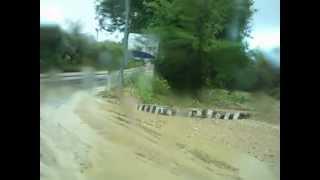 preview picture of video 'Nubifragio a  Spoltore il 14 settembre 2012'
