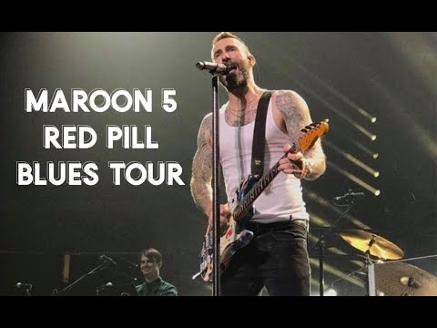 MAROON 5 - What Lovers Do @ Prudential Center - NJ 10.06.2018 Mp3