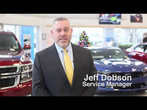 Service Manager Jeff  Dobson