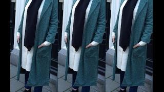 Hijab Street Style Lookbook - Casual Hijab Style 2017