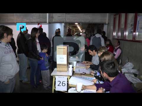 PASO 2015 - VOTO ARIEL FERREYRA