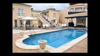 Роскошные виллы на продажу недвижимость на Тенерифе Callao Salvaje