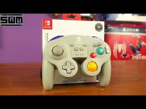Here's Why The PowerA Wireless Gamecube Controller For The Switch Surprised Me