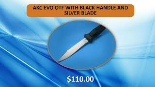 High Quality Switchblade Knives at Myswitchblade.com