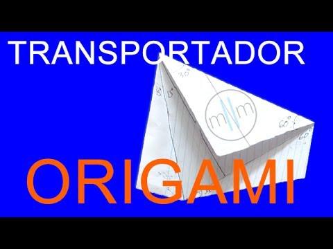 Haz un transportador de papel - DIY