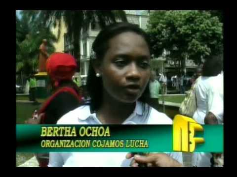 Polémica por el uso de mobiliario de aseo entregado por jóvenes de Cojamos Lucha