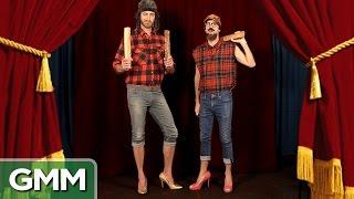 The High-Heeled Lumberjack Challenge