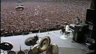 Queen    (1985) Bohemian Rhapsody  Radio Ga Ga  Hammer To Fall (Live Aid)