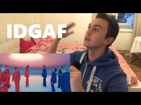 Dua Lipa - IDGAF 🔥REACTION VIDEO OMFG🔥