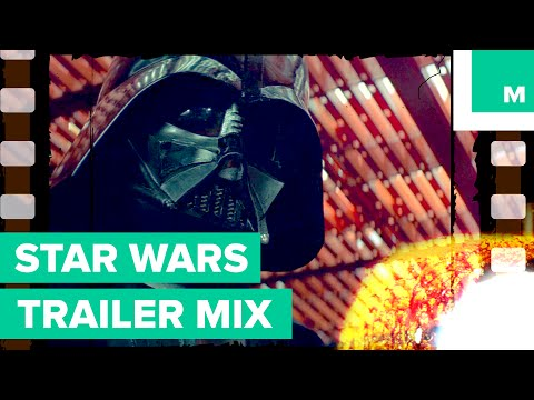 'Star Wars' Recut as a Grindhouse Film | Trailer Mix