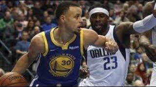 Golden State Warriors vs Dallas Mavericks NBA Full Highlights (14th January 2019)
