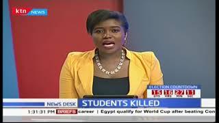 Two Mombasa's Technical University staff shot dead in Kwale