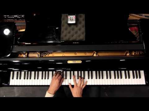 Radiohead - Knives Out/Mozart Piano Concerto #24 (piano)