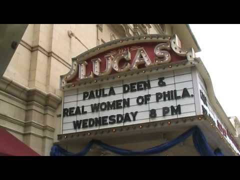 Teaser – Laura Vitale in Savannah for The Real Women of Philly!