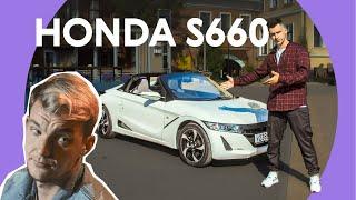 Что это за Хонда! Восьмибитный тест Honda S660