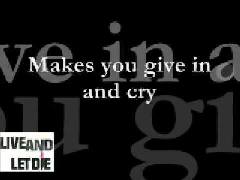 Live And Let Die Paul Mcartney & Wings (+ lyrics)