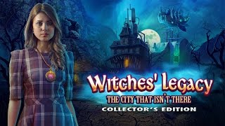 Witches' Legacy: The City That Isn't There Collector's Edition video