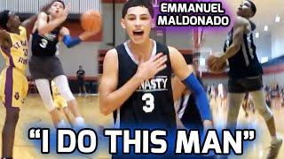 Emmanuel Maldonado Is Ready To TAKE OVER! Former Teammate Of Julian Newman Has Been GOING OFF 💰