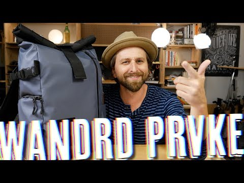 Wandrd Prvke Rolltop Backpack