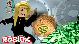 I ROBBED A BANK AND GOT AWAY WITH IT! | Roblox Roleplay