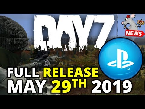 DAYZ PS4 Release DATE 29TH MAY 2019! All DETAILS So Far! SHOULD YOU BUY IT?