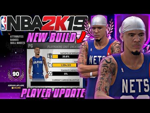 NBA 2K19 MyCAREER - Season 2 Player Update! EVERYONE LEFT THE WARRIORS! THE BEST JUMPSHOT ON 2K19!