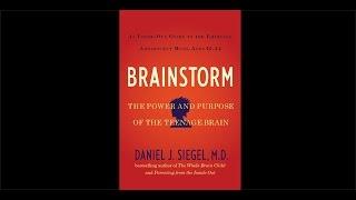 "Open Mind Event ""Brainstorm"" with Dr. Daniel Siegel"