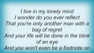 Adrian Belew - Mr. Bonaparte Lyrics