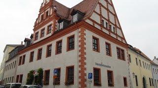 preview picture of video 'Wurzen in Sachsen-Historische  Domstadt bei Leipzig m. beeindruckenden Bauwerken'