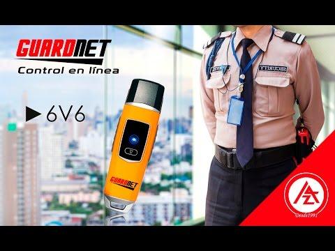 Control de Rondas 6V6 | Guardnet