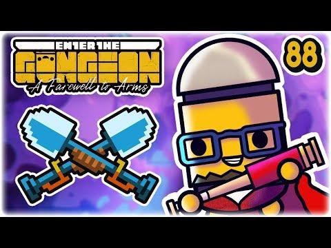 Knight's Gun Run, Son | Part 88 | Let's Play: Enter the Gungeon: Farewell to Arms | PC HD