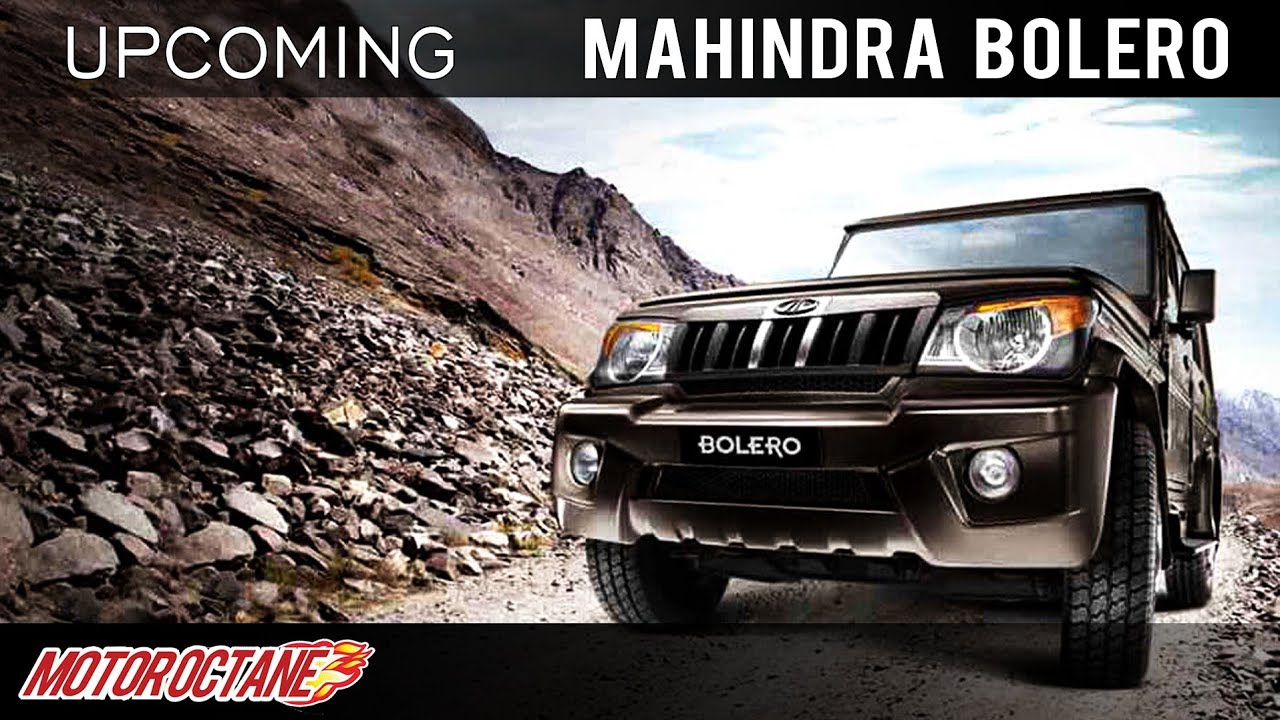 Motoroctane Youtube Video - Upcoming Mahindra Bolero | Upcoming | Hindi | MotorOctane