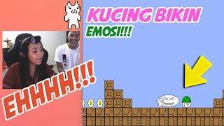 INI GAME BIKIN EMOSI !!! NGAKAK - cat Mario