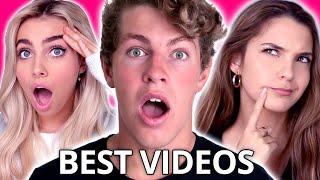 BEN AZELART BEST VIDEOS w/ Lexi Rivera & Lexi Hensler and MORE compilation