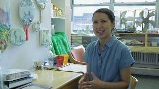 Inside The Artists Studio: Cecile Chong