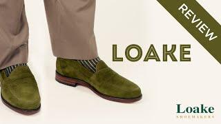 Loake Mens Dress Shoe Review: Eton Loafer & 1880 Series Boot