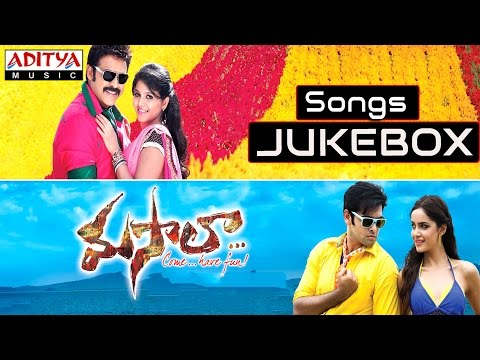 Masala Telugu Movie Songs || Jukebox || Venkatesh,Ram,Anjali,Shazahn Padamsee