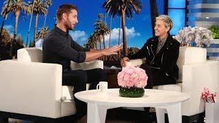 The Ellen Show (23.10.17) - Part 1