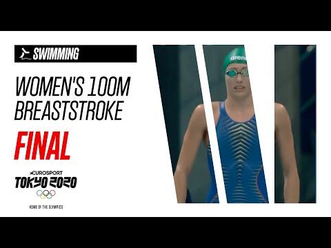 Womens 100m Breaststroke Final</a> 2021-07-27