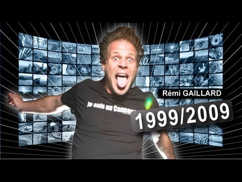remi gaillard 1999 2009 leganerd. Black Bedroom Furniture Sets. Home Design Ideas
