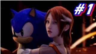 Let's Play Sonic the Hedgehog 06 - Walkthrough Part 1