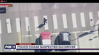 FULL COVERAGE: Suspect in custody following police chase in Los Angeles area