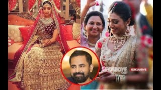 Mohena Singh Wedding: Bride-To-Be Will Wear A Sabyasachi Poshak | TV | SpotboyE
