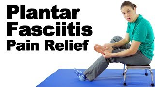 Plantar Fasciitis Treatment with Massage, Stretches, & Exercises - Ask Doctor Jo